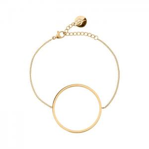 Edblad Armband Circle Bracelet Gold