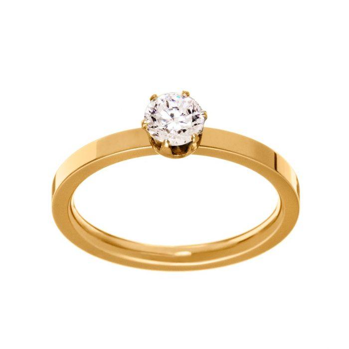 Edblad Crown Ring Gold