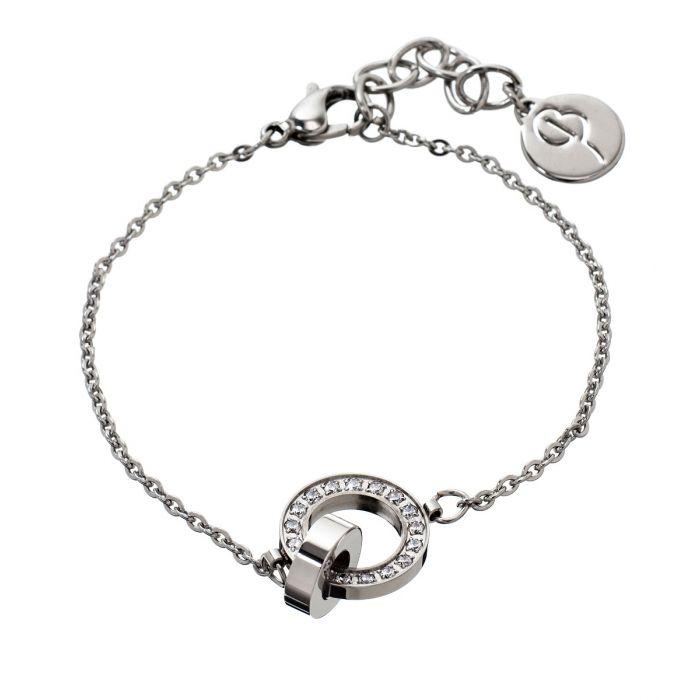 Edblad Armband Eternity Orbit Bracelet Thin Steel