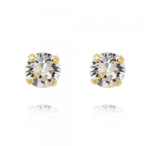 Caroline Svedbom Classic Stud Earrings / Crystal