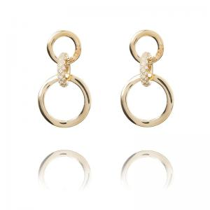 CHROS COPENHAGEN - EGOIISTEE EAR GOLD PLATED