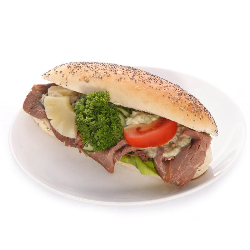 Baguette rostbiff