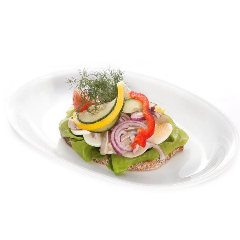Smörgås, Ägg- och sill