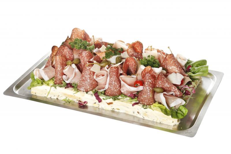 Italiensk smörgåstårta