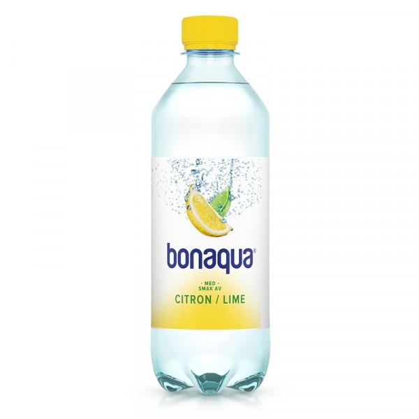 Bonaqua citron/naturell/päron 50 cl