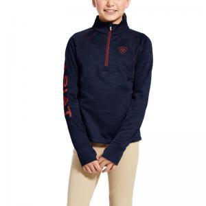 Ariat TEK Team 1/2 Zip Sweatshirt Junior