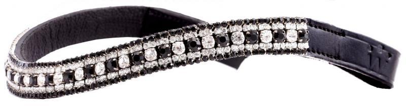 SD Design Pannband Diamond Black