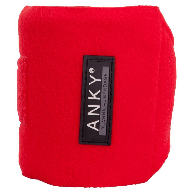 Anky Fleecebandage 4-pack