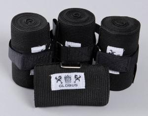 Globus Elastiska Benlindor 4-pack