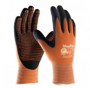 MaxiFlex Handske Med Noppor