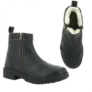 Norton Zipper Boots
