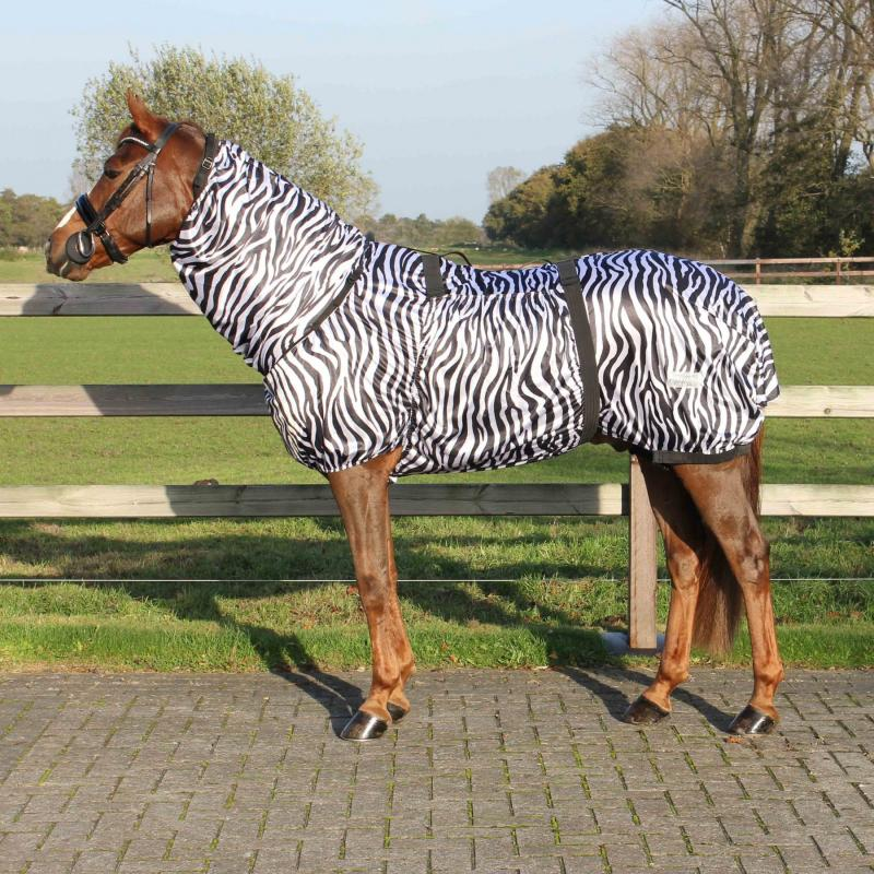 QHP Eksemtäcke Zebra