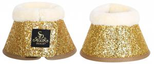 SD Design Glitter Bell Boots 2-Pack