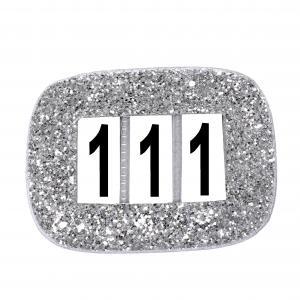 SD Design Nummerhållare I Glitter