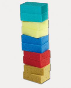 Svamp Rektangel