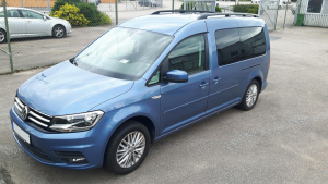 Volkswagen Caddy Maxi 2017, Helsänkt