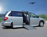 Chrysler Entervan Stow 'n' Go