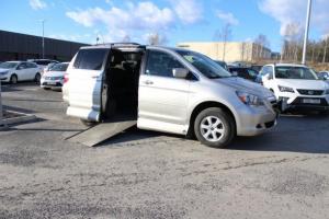 Honda Odyssey 2007 Golvsänkt