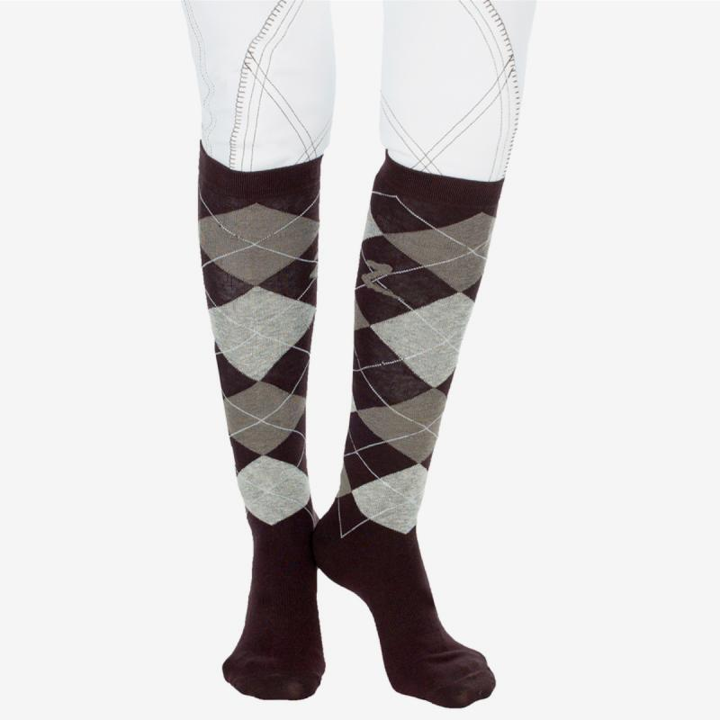 Holly Argyle Ridstrumpor Brun