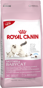 RC Mother & babycat 4 kg