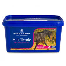 D&H Milk Thistle 500 g