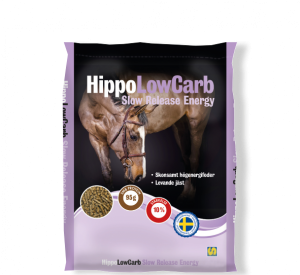 HippoLowCarb Slow Release Energy 15 kg