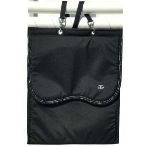 orion svart bandageväska från glengordon