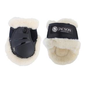 jacson benskydd med fårskinn