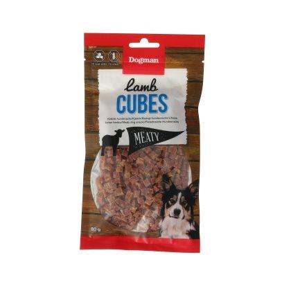 Lamb Cubes 80g