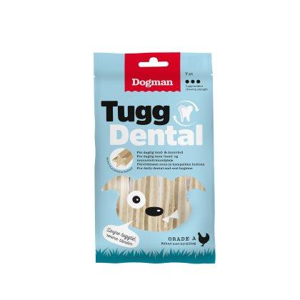 Tugg Dental med kyckling 7-pack