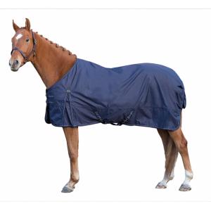 lippo basic regntäcke till häst marin