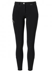 mountain horse frost tech breeches vinter ridbyxa svart