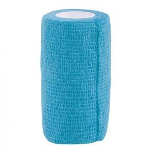 självhäftande bandage blå