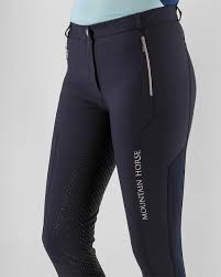 melanie tech breeches dark navy