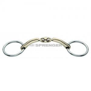 Novocontact Bradoon Sensogan DBL .J 55mm ring