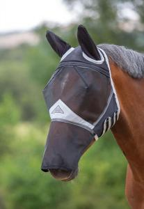 Fine Mesh Fly Mask with Ear & Nose