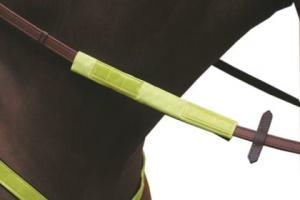 Reflex till tygel eller pannband