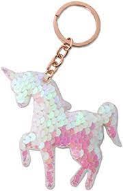 Glittery Nyckelring