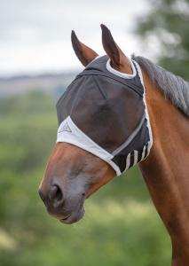 Fine Mesh Fly Mask with earhole