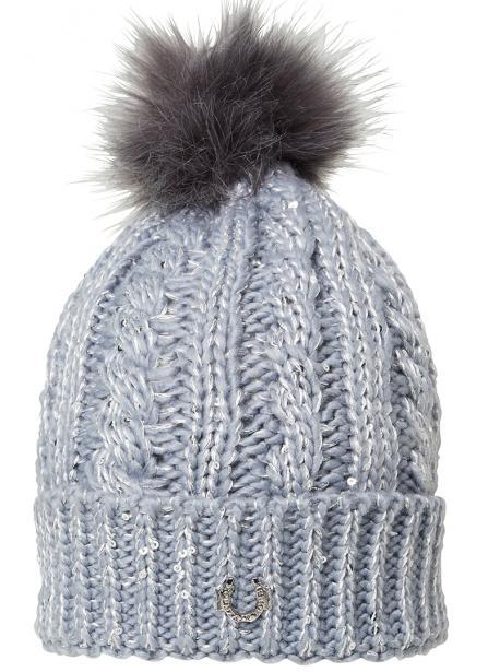 Tove Hat Light Grey