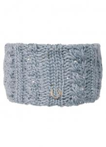 Tove Pannband Light Grey