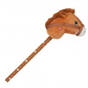 Käpphäst Play horse Brun