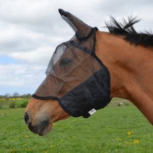 absorbine flugmask till häst