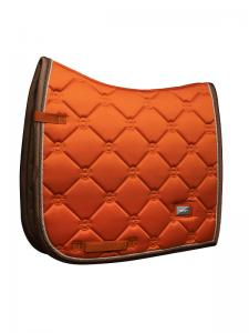 Dressyrschabrak Brick Orange Full
