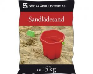 sand till höns