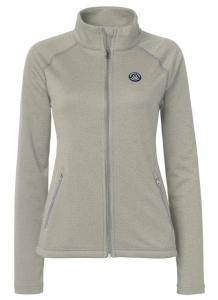 mountain horse holiday full zip beige