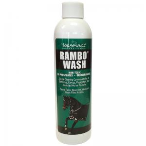 rambo rug wash