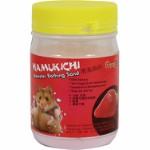 Hamukichi hamster badsand rosdoft