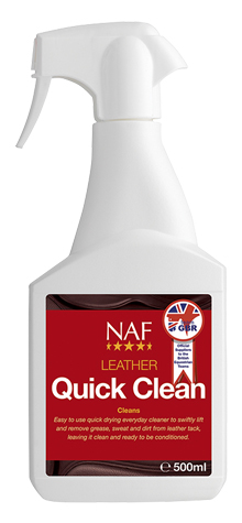 Leather Quick Clean