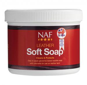 Leather Soft Soap 450g